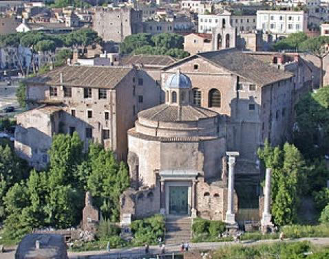 Romulus Temple