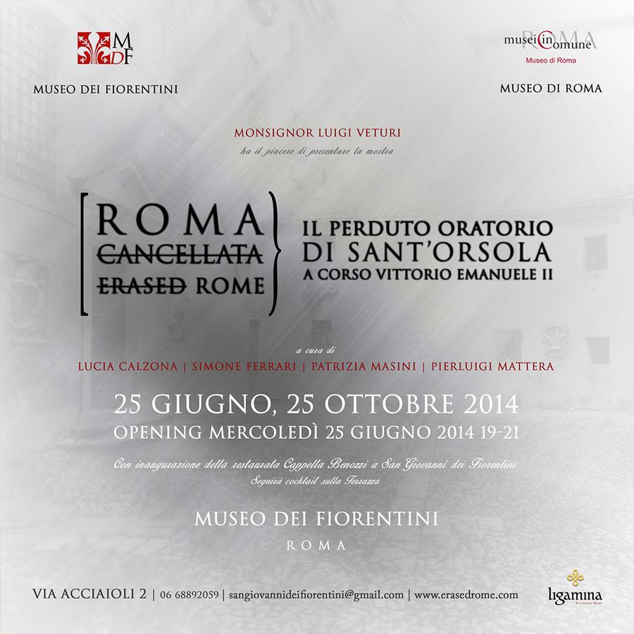 Erased Rome